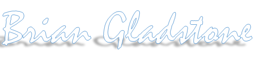 Brian Gladstone's Website logo