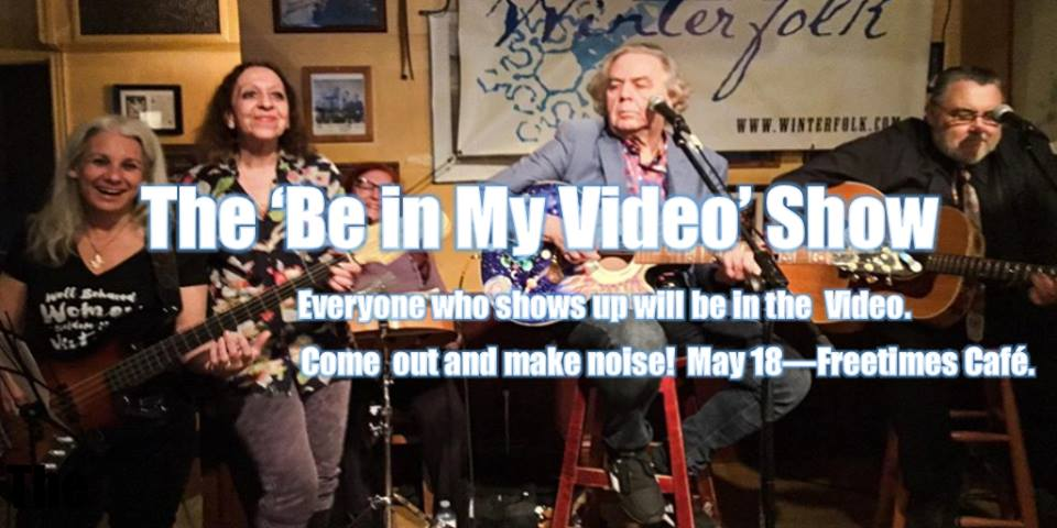 'Be In My Video' Show